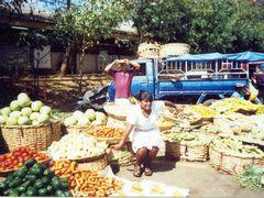 MERCADO HUEMBES MANAGUA NICARAGUA by <b>REGINA54</b> ( a Panoramio image )