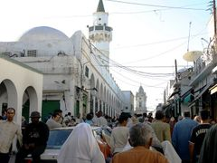 Tripoli - In the Medina by <b>Cottius</b> ( a Panoramio image )