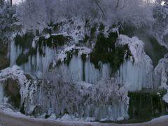 Cascada termala, de pe calea ferata / A termalvizeses a vasutrol by <b>Denes Laszlo</b> ( a Panoramio image )