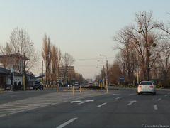 Mamaia, Romania - Mamaia Blvd. by <b>Lucian Oniscu</b> ( a Panoramio image )