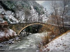 Pont de la Margineda, Andorra by <b>Herve Poulet Debaut</b> ( a Panoramio image )
