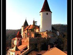 Krivoklat by <b>Vlasta73</b> ( a Panoramio image )