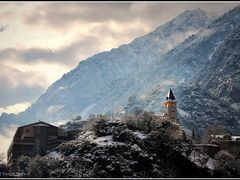 Sant Ermengol, ANDORRA by <b>Herve Poulet Debaut</b> ( a Panoramio image )