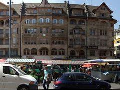 Marktplatz Basel by <b>stefan de maddalena</b> ( a Panoramio image )