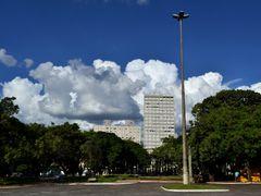 Praca Civica, Goiania, GO. by <b>Arolldo Costa Oliveira</b> ( a Panoramio image )