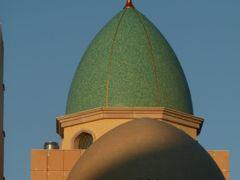 Mosque in Gokdepe by <b>Atamurad Guchgeldi</b> ( a Panoramio image )