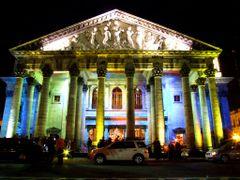 Teatro Degollado Iluminacion Nocturna by <b>? ? galloelprimo ? ?</b> ( a Panoramio image )