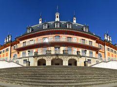 Schloss Pillnitz by <b>M.Kreuz</b> ( a Panoramio image )