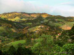 La Palmita y El Espino desde Barranca de Naranjo, Costa Rica by <b>Melsen Felipe</b> ( a Panoramio image )