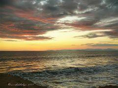 Golfo  y peninsula de Nicoya, Costa Rica by <b>Melsen Felipe</b> ( a Panoramio image )