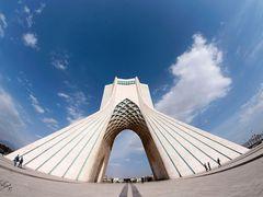 ++Tehran-Azadi Tower ++ 2 by <b>Almassi</b> ( a Panoramio image )