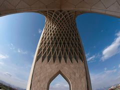 ++Tehran-Azadi Tower ++ 3 by <b>Almassi</b> ( a Panoramio image )