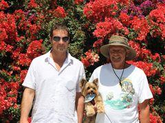 David, Dad, and Dog by <b>IslandDreamin</b> ( a Panoramio image )
