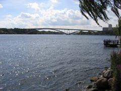 Vasterbron by <b>ReginaWallinder</b> ( a Panoramio image )
