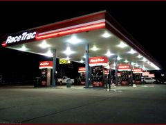 Modern Oasis, RaceTrac, Gas Station and more by <b>Tomros</b> ( a Panoramio image )
