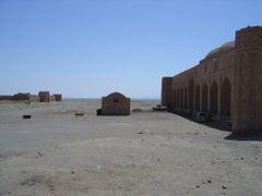 Ardakan-caravanseray by <b>Perinic D</b> ( a Panoramio image )