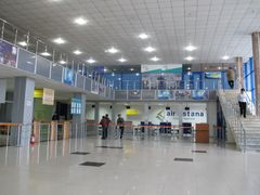 Atyrau airport by <b>Gong Yu</b> ( a Panoramio image )