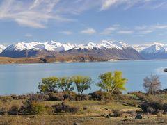 Lake tekapo by <b>David Leigh</b> ( a Panoramio image )