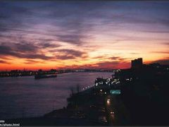 Detroit River Dusk by <b>Rein Nomm</b> ( a Panoramio image )