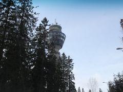 Puijon Torni  by <b>©  єяк??SiMSEK</b> ( a Panoramio image )