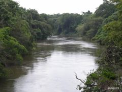 Near Boussoupe a nice river ! by <b>courtoism</b> ( a Panoramio image )