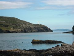 ardnakinna lighthouse by <b>Dean Matthews</b> ( a Panoramio image )