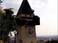 Uhrturm, 8010 Graz, Ausztria _ Osterreich Panoramafotos . . .  C by <b>©  Imre Lakat</b> ( a Panoramio image )