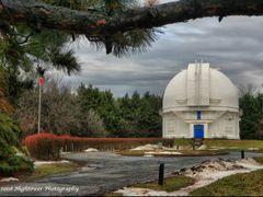David Dunlap Observatory, University of Toronto by <b>hightovver</b> ( a Panoramio image )