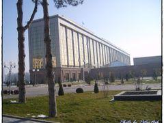 A praca do Senado e dos ministerios da republica de Uzbekistan e by <b>Peter  Nikolov</b> ( a Panoramio image )