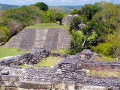 The Ruins of Xunantunich by <b>P.J. Hamlin</b> ( a Panoramio image )