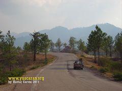 Yuscaran Honduras - Carretera hacia Tegucigalpa 7 by <b>hcortesc</b> ( a Panoramio image )