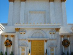 Jerusalem Temple II (Holy Land Experience Orlando, FL) by <b>Axel J. Resto</b> ( a Panoramio image )
