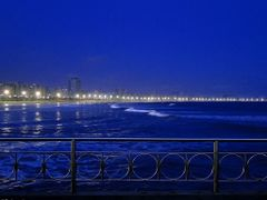 Good night Santos! by <b>Sergio Delmonico</b> ( a Panoramio image )