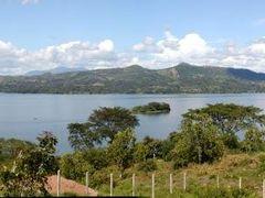 Lago de Suchitlan by <b>Walter Viana</b> ( a Panoramio image )