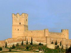 Castillo de Villena. by <b>Isaac A. Garcia Masia</b> ( a Panoramio image )