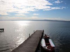"Barca de l""Albufera by <b>SocVoro</b> ( a Panoramio image )"