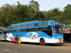 Public Transport (Bus) 04 by <b>Biplab Kumar Pal</b> ( a Panoramio image )