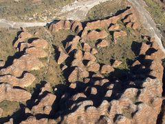 Bungle Bungle Ranges - Purnululu NP, WA by <b>Desert Pea</b> ( a Panoramio image )