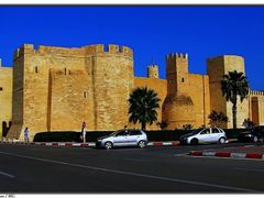 The Ribat of Monastir © by <b>Dezso Biczo ©</b> ( a Panoramio image )
