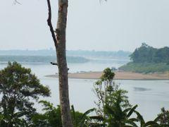 Maekhong River  location at  Watluang Misnistration. by <b>TheBluAntnampan</b> ( a Panoramio image )