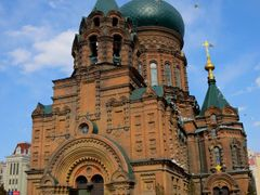 St. Sophia Cathedral by <b>ChiefTech</b> ( a Panoramio image )
