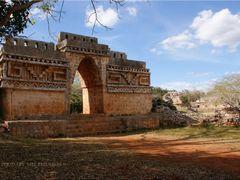El Arco de Labna Ciudad Maya, Ruta Pucc by Mel Figueroa by <b>Mel Figueroa</b> ( a Panoramio image )