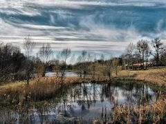 Ships in the sky .. by <b>piotr.</b> ( a Panoramio image )