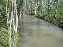 Канал Лазуан by <b>Osh GIS</b> ( a Panoramio image )