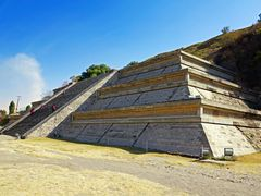 Great Pyramid of Cholula by <b>andreisss</b> ( a Panoramio image )