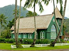 Hanalei Church by <b>LSessions</b> ( a Panoramio image )