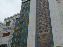 Balkanabat museum by <b>Atamurad Guchgeldi</b> ( a Panoramio image )