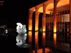 Palacio do Itamaraty - Brasilia-DF, Brasil by <b>Margareth de Noronha</b> ( a Panoramio image )