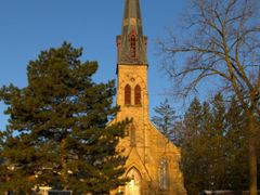 "St.Mary""s Anglican Church-Richmond Hill,ON by <b>flodor</b> ( a Panoramio image )"