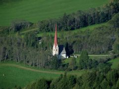 Little church by <b>Tom Portschy</b> ( a Panoramio image )